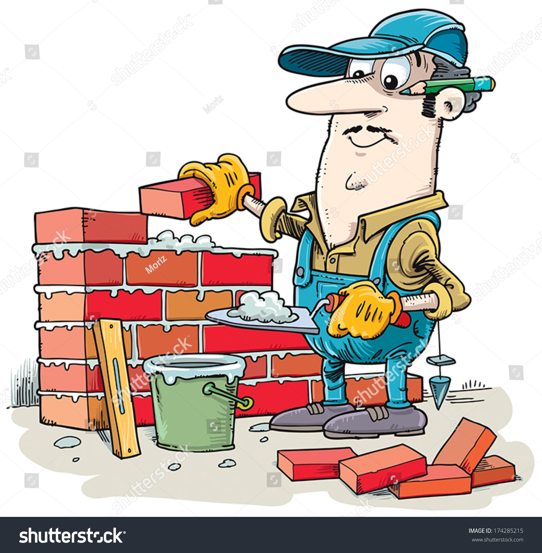 home cartoon brick - photo #42