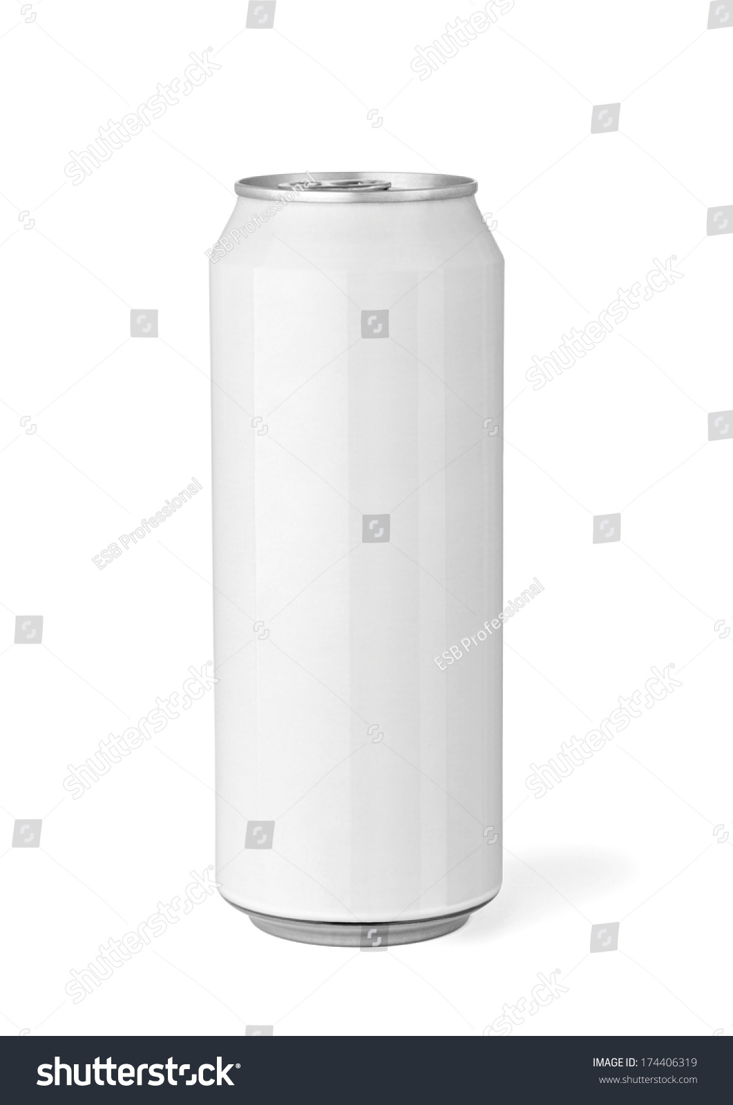 close white beer can template on stock photo royalty free