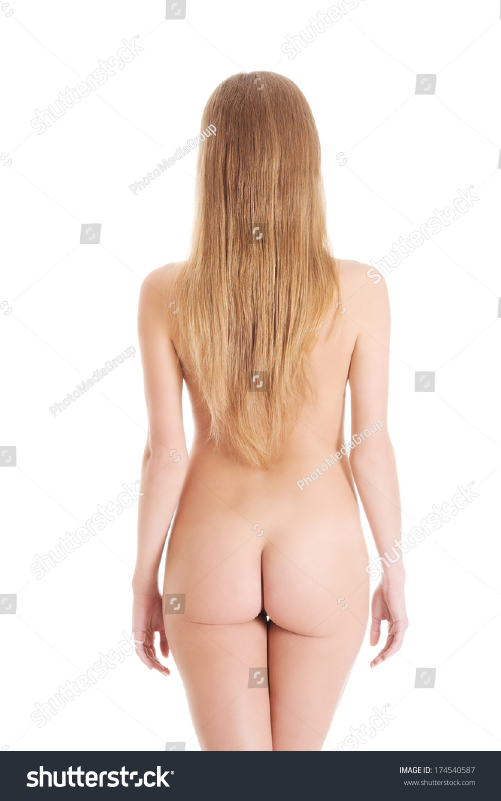 Naked ass female