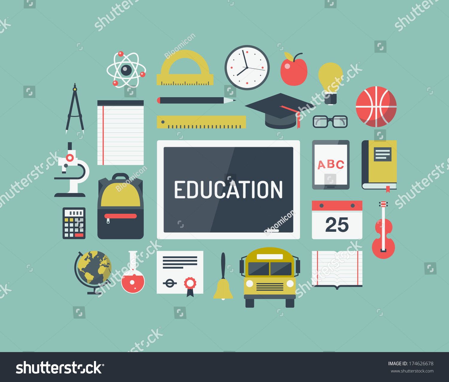 education in high school and college You want the best education for your child, even in high school you may not be able to cover the high costs to send them to a private school without a student loan.