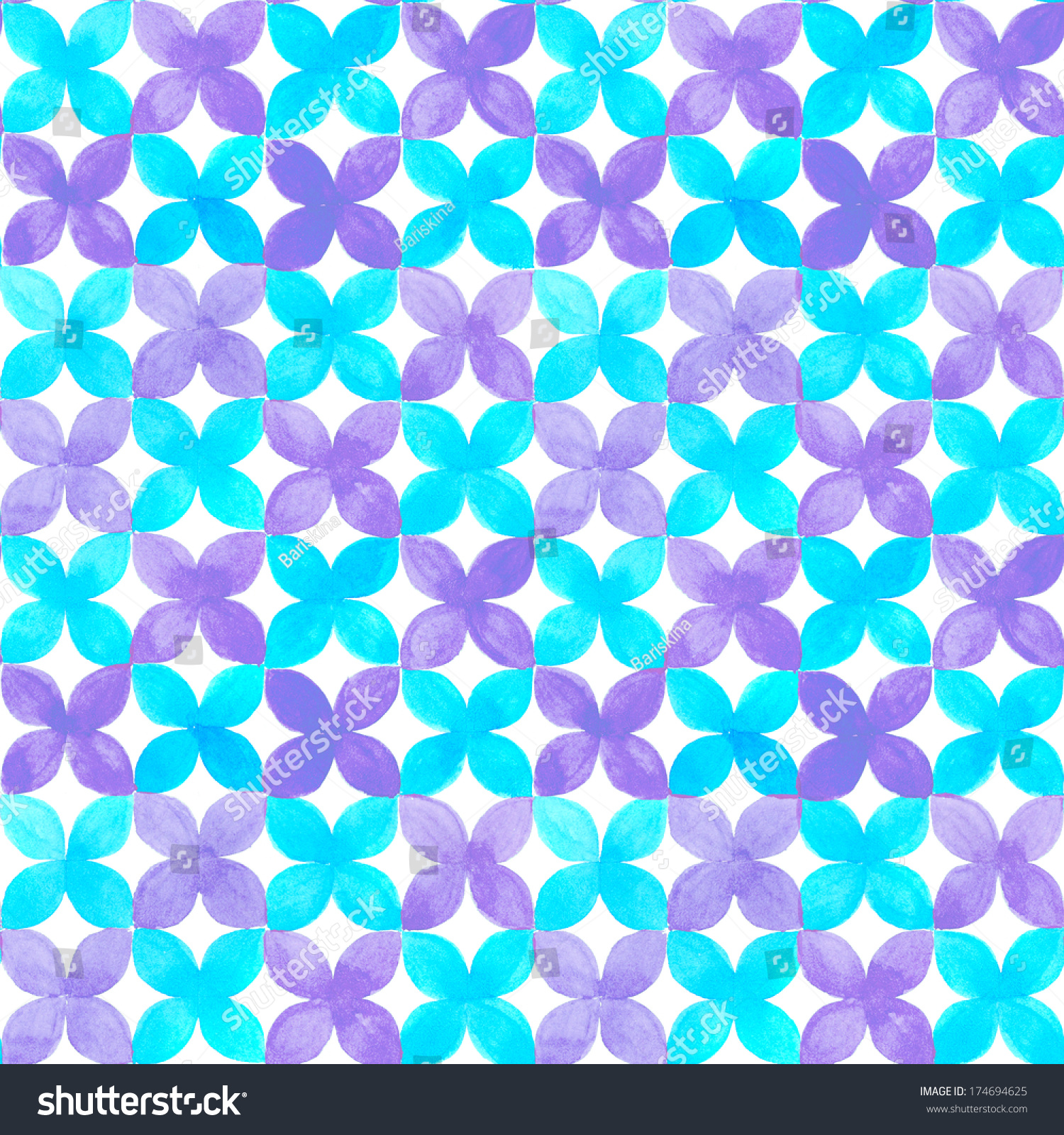 Simple seamless pattern