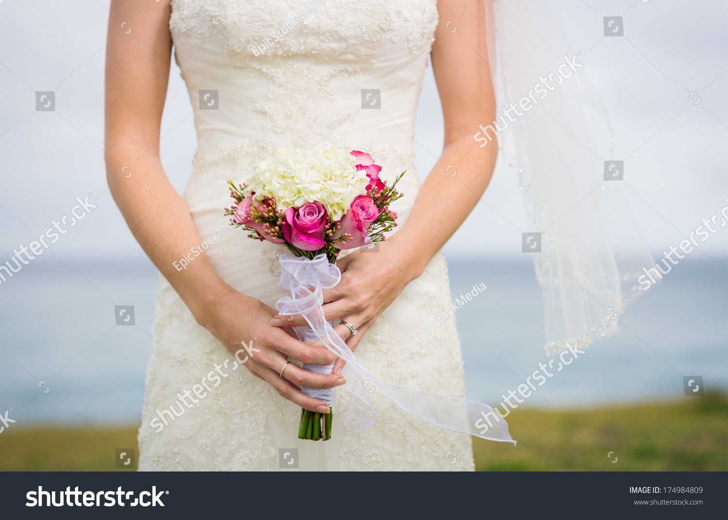 And Flowers Beautiful Bride 69