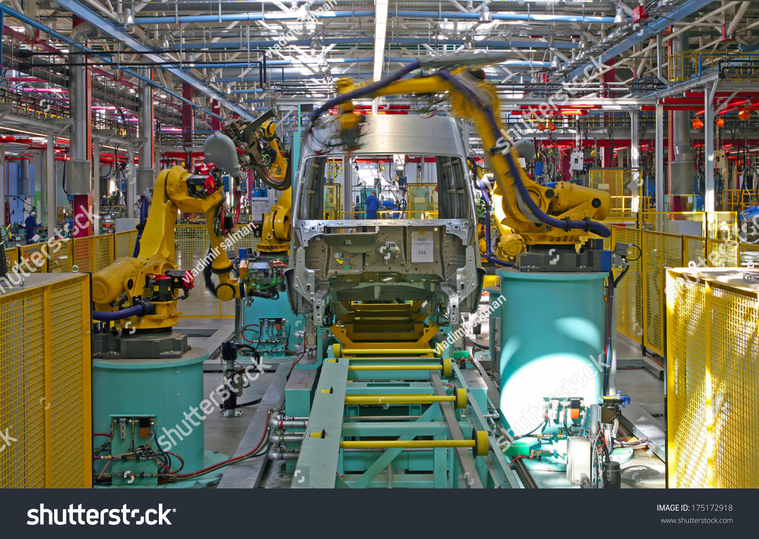 Maruti to increase dependence on robots