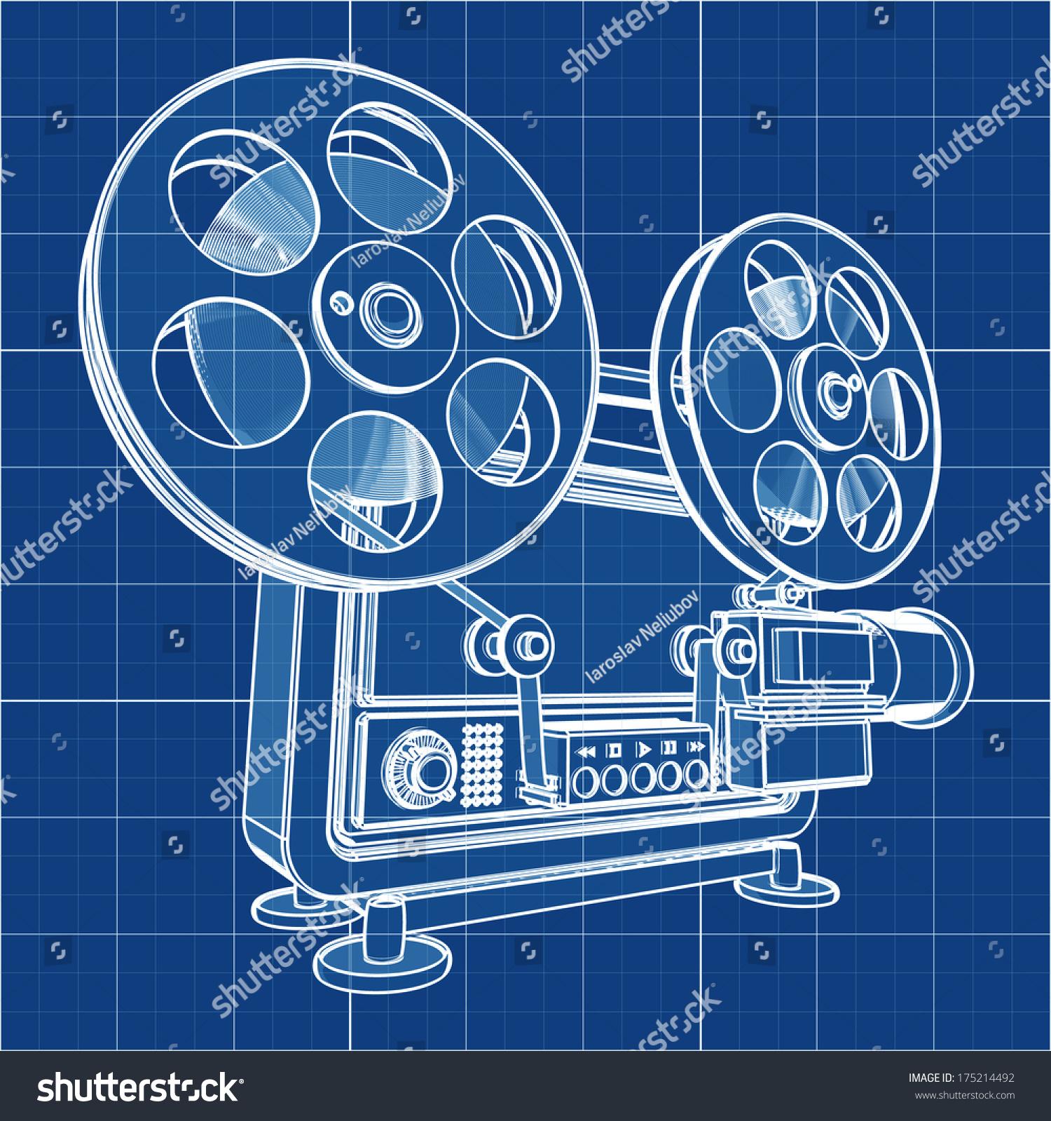 Old Fashioned Movie Theater Cartoon – Jerusalem House