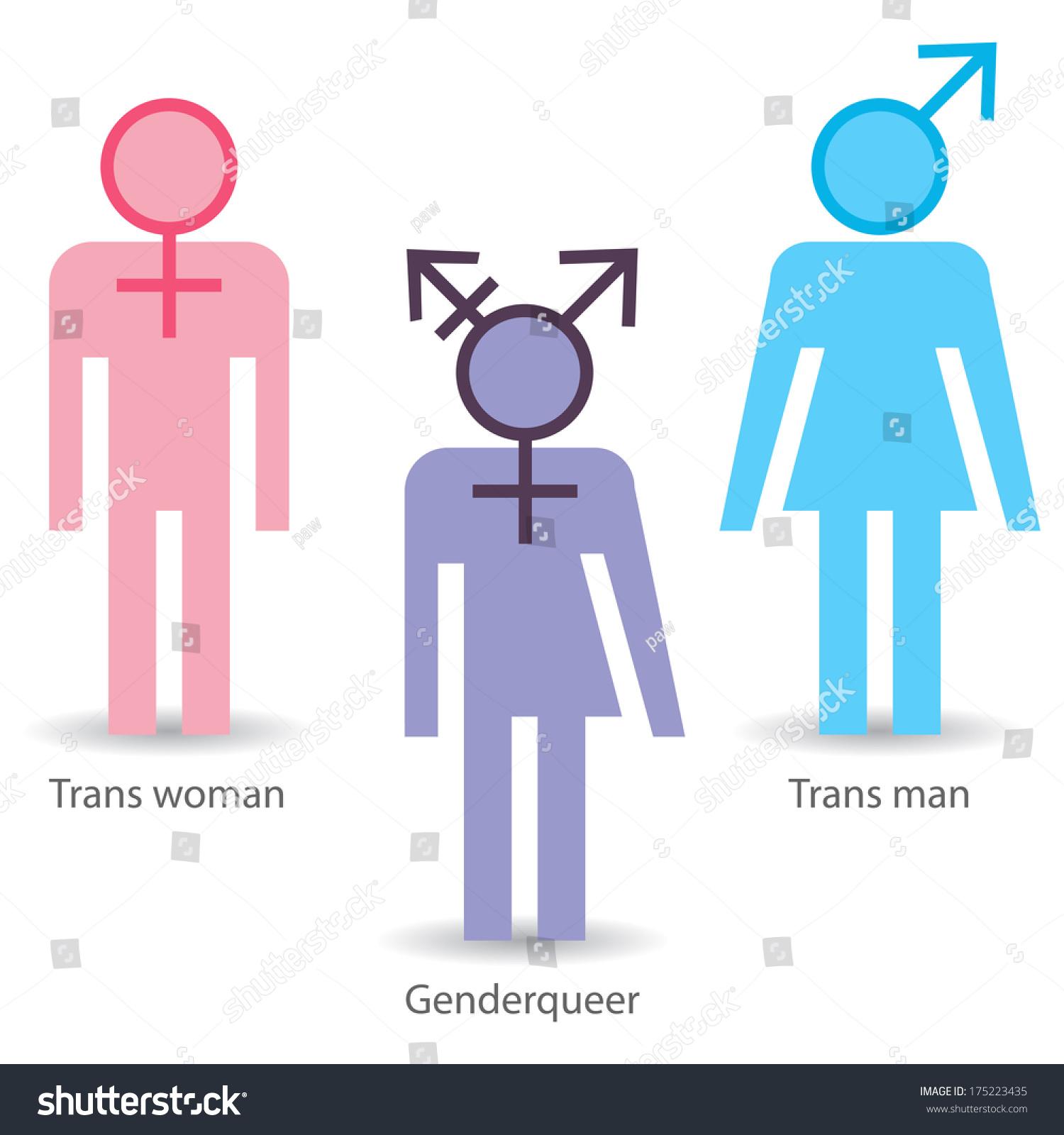 Транс женщина имужик 22 фотография