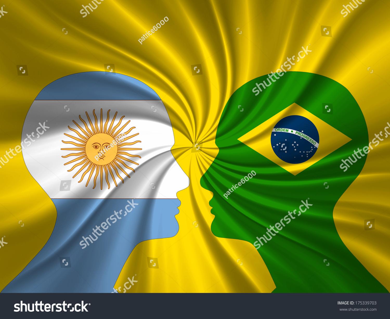 Brazil Flag English