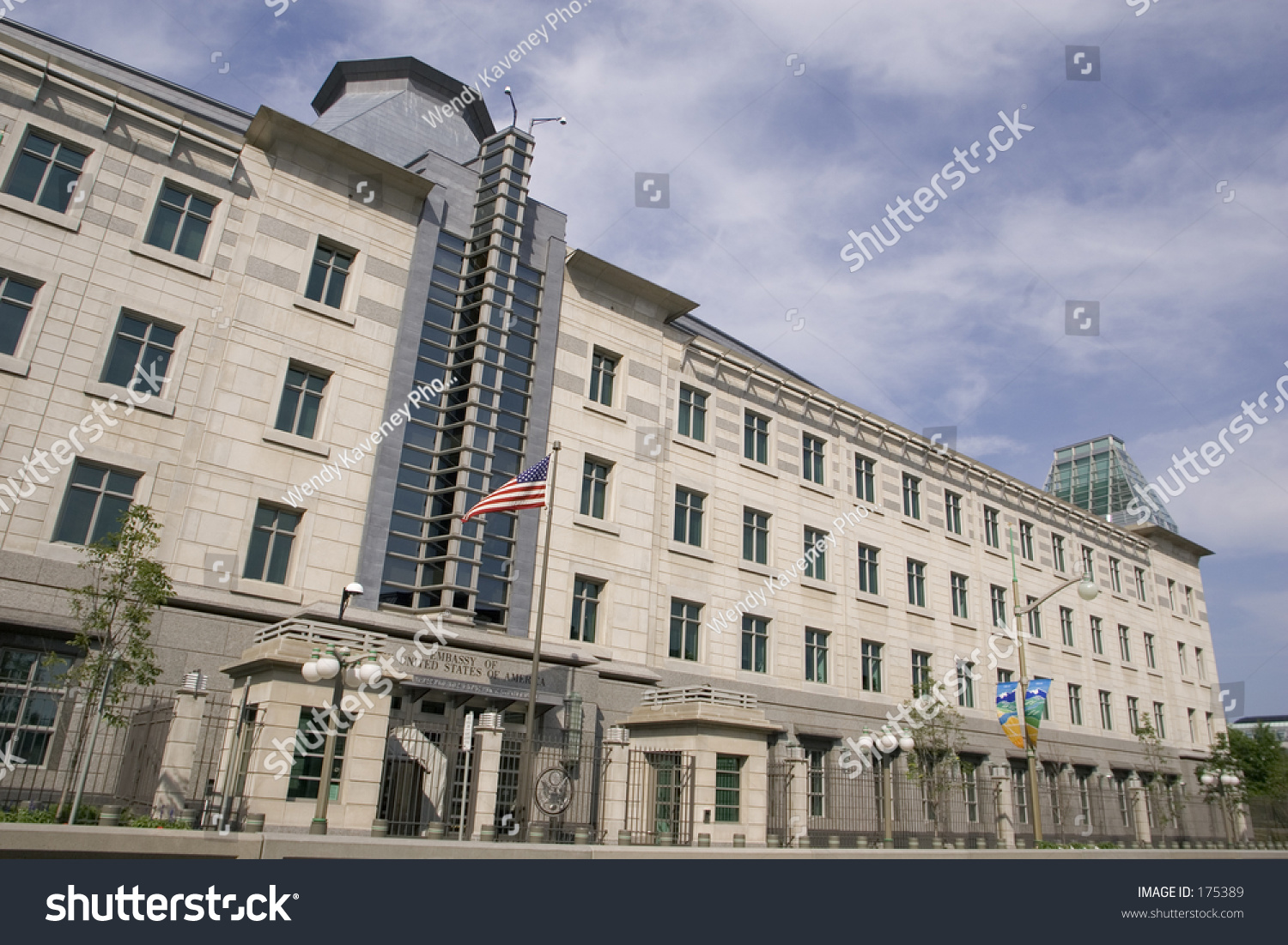 U s embassy in ottawa canada stock photo 175389 for Consul high availability