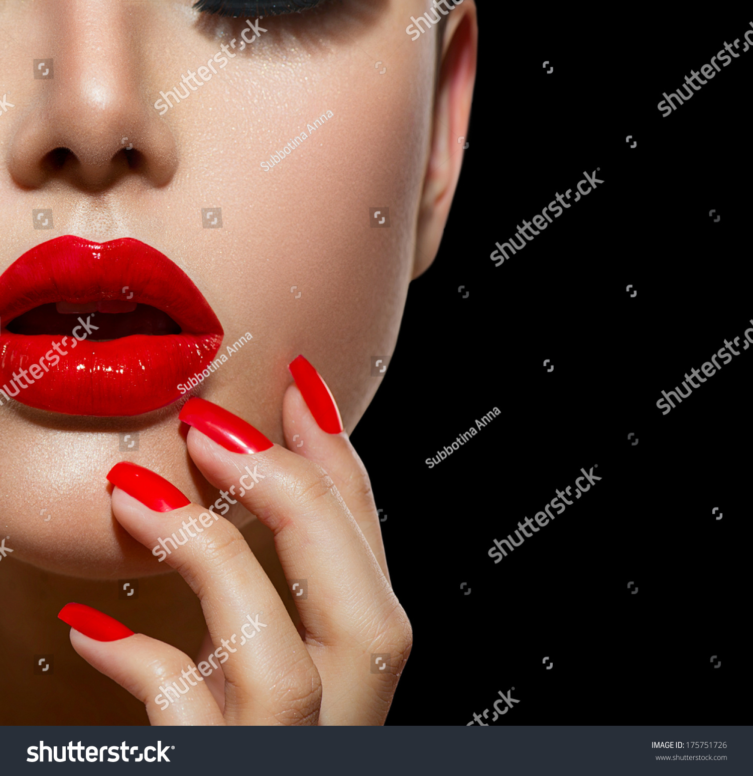 Самые сексуальные губы фото 10 фотография