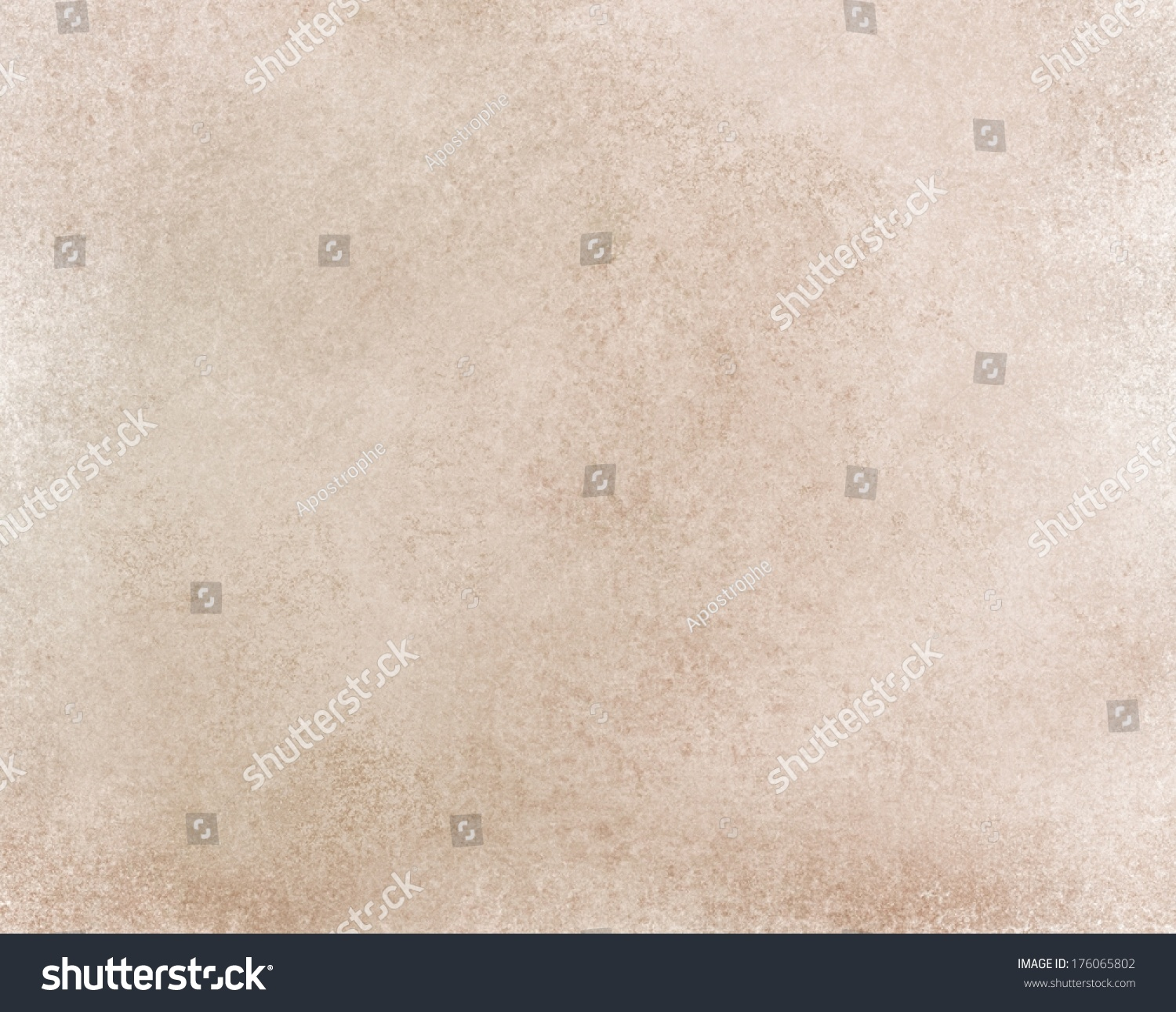 White Stain Light Brown: Light Brown Background White Color Tones, Blotchy Old Wall