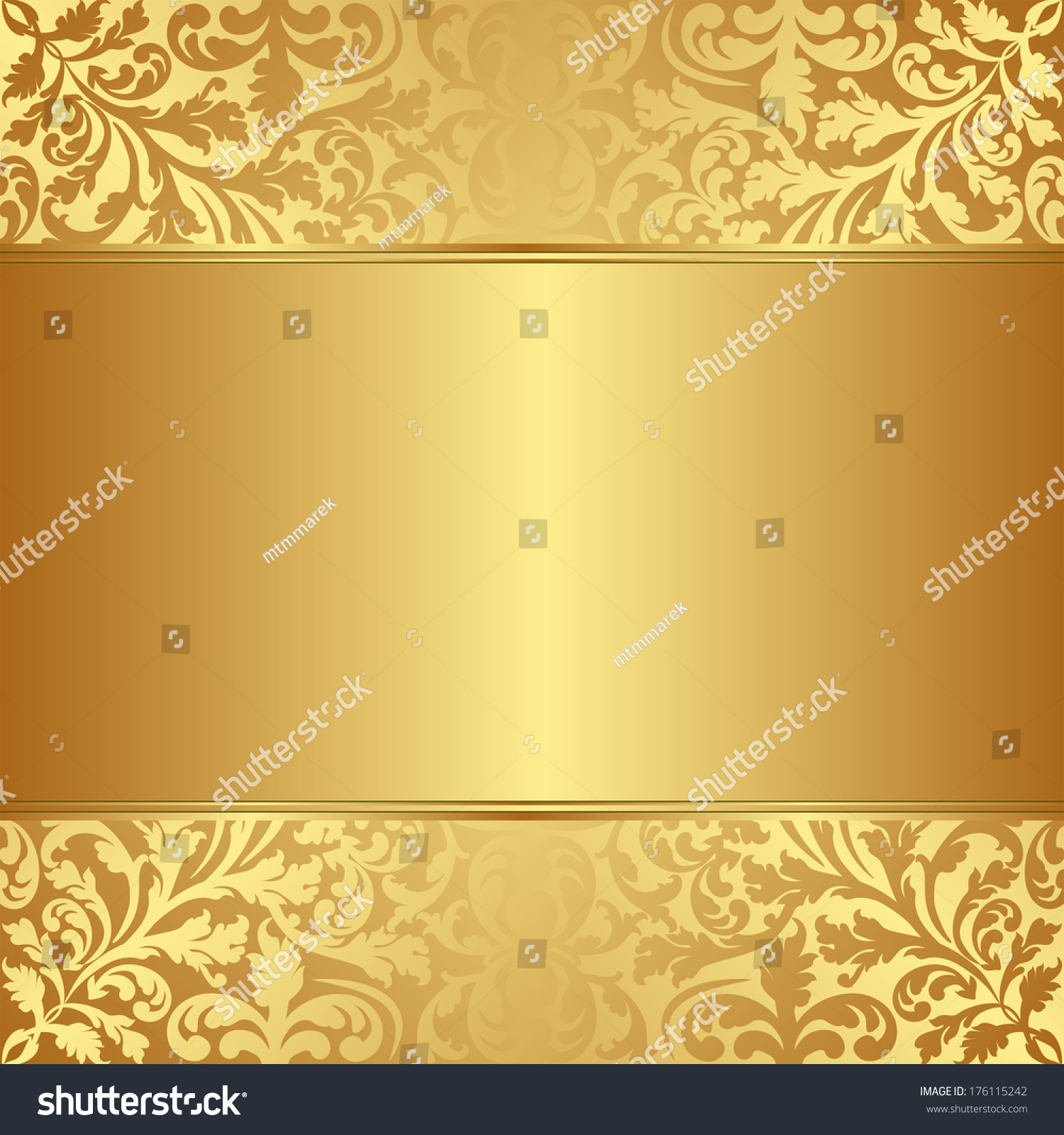 Gold Ornaments Background gold background floral ornaments stock ...