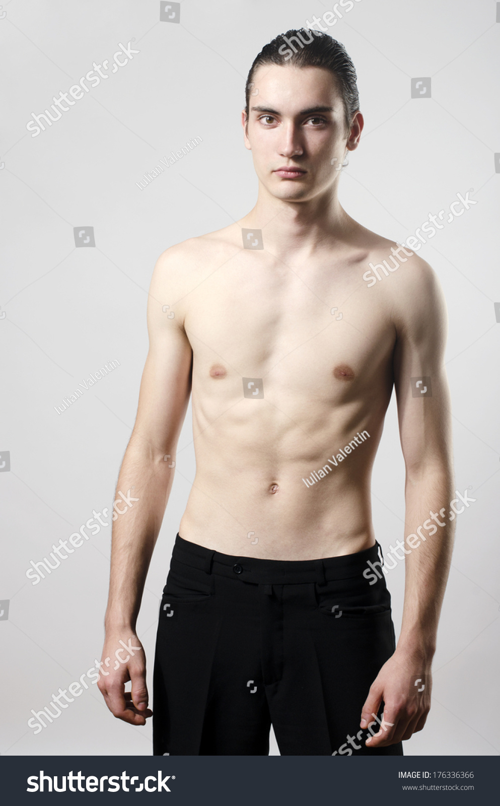 Male Teen Body 55