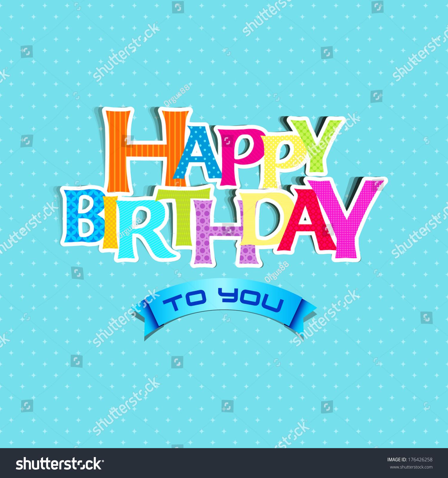 Happy Birthday Card Vintage Choice Image Free Birthday Cards