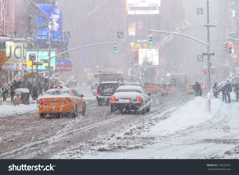 New York City February 13 2014 Stock Photo (Edit Now) 176529791