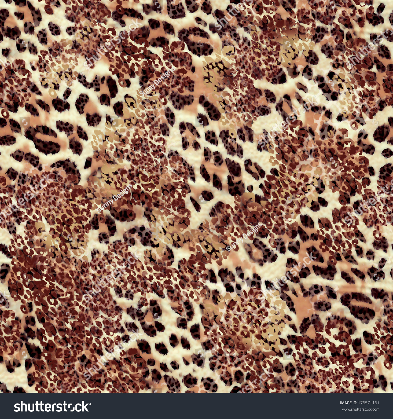 Awesome Gallery Of Leopard Print Business Cards - Business Cards ...