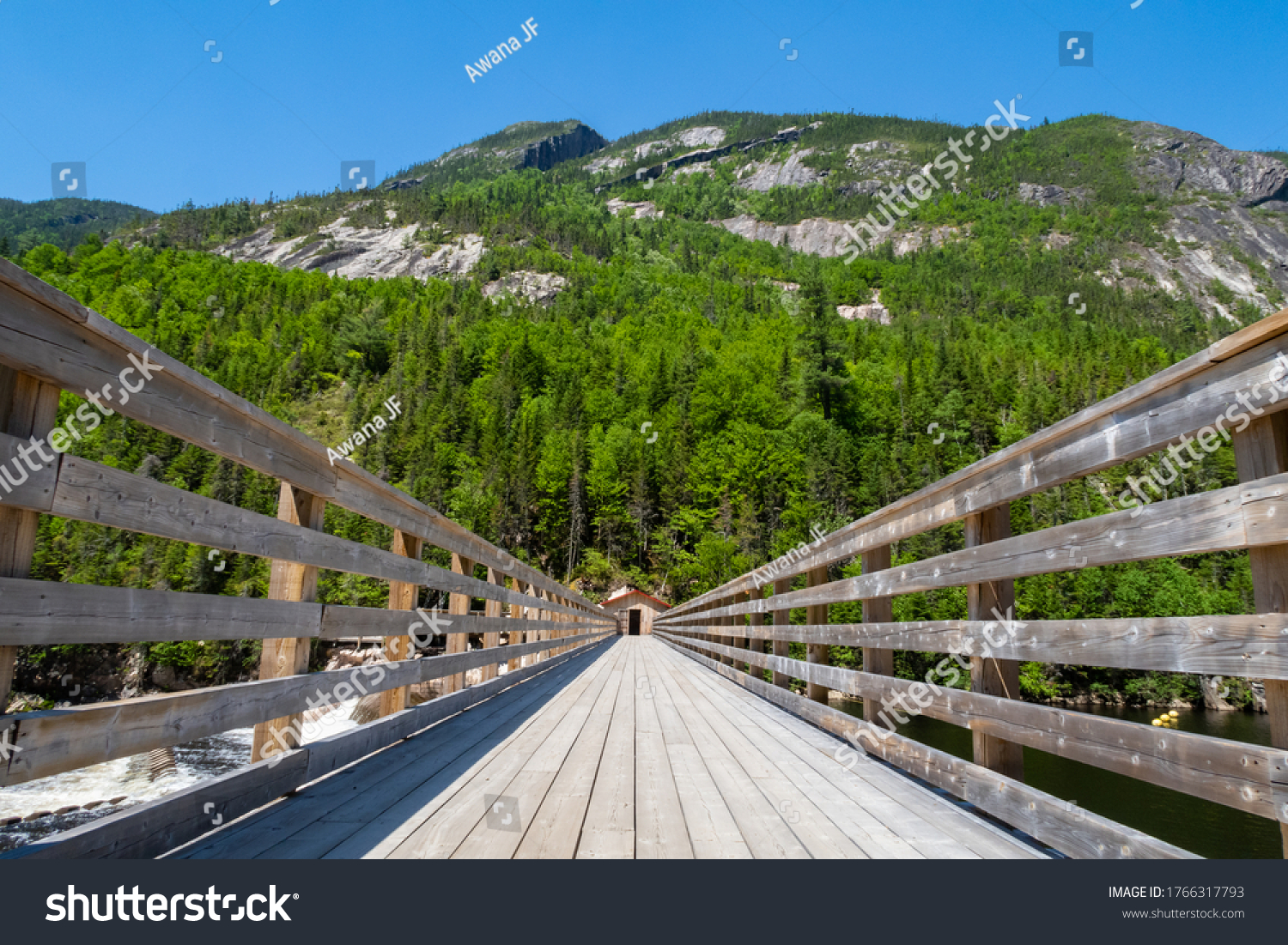 stock-photo-view-of-the-barrage-des-rabl