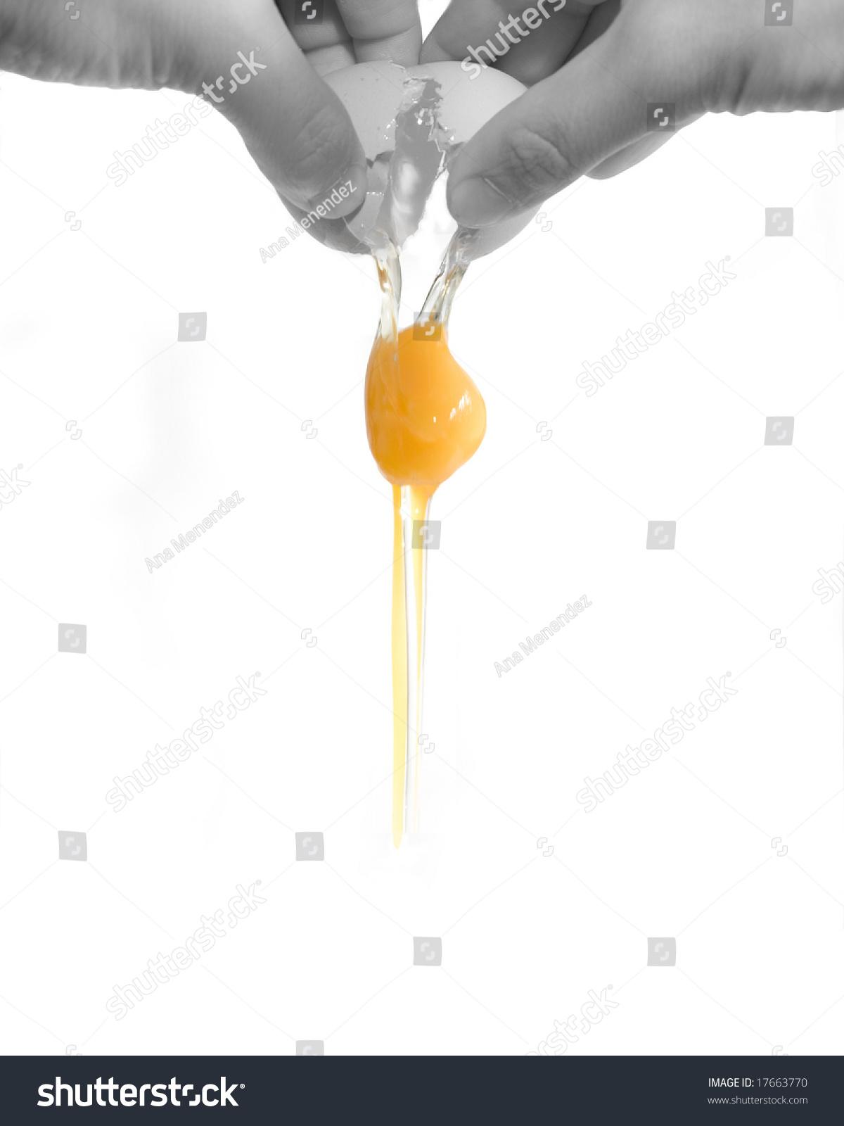 egg yolk falling -#main