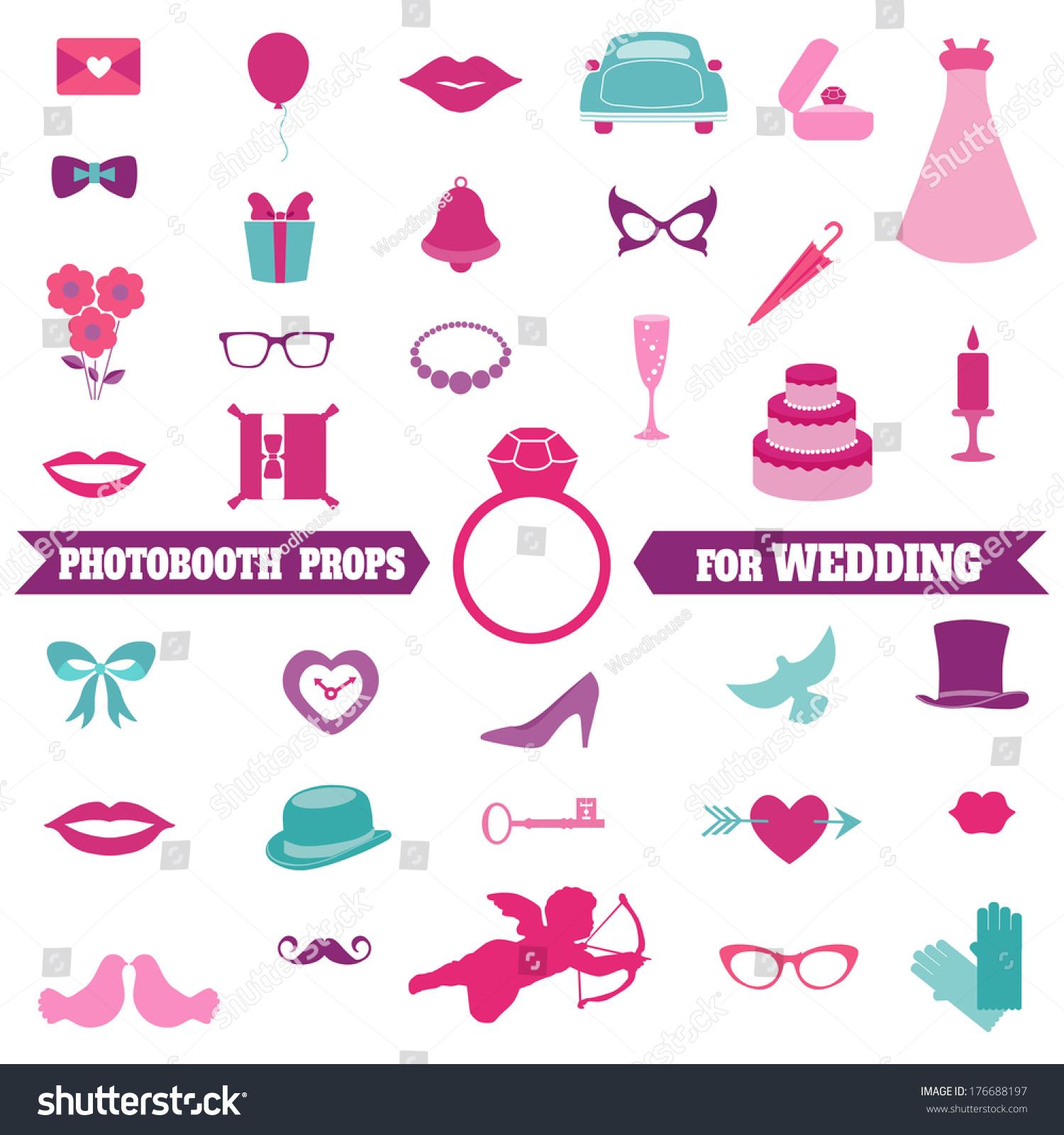 diy photobooth prop wedding photo booth props Wedding Photo Booth Props Bridal Shower Photo Booth Prop Photo Booth Props Instant Download Party Printable Wedding Props