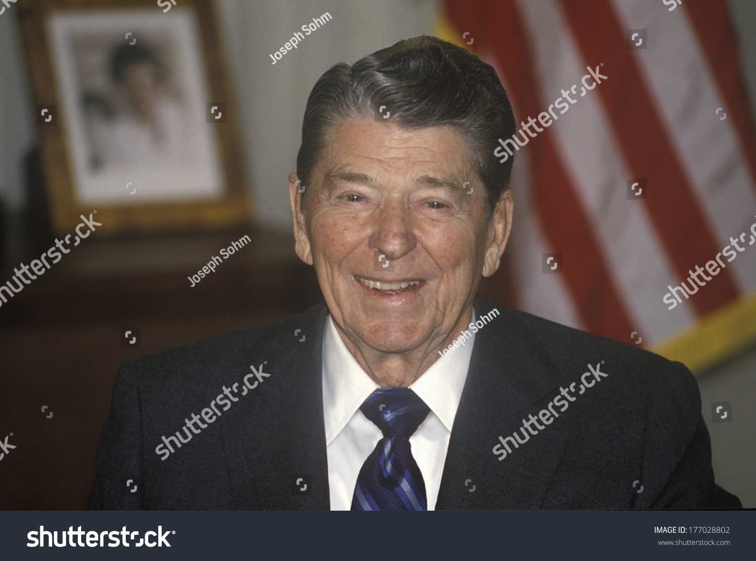 President Reagan Presents An Introduction For The Horatio ...