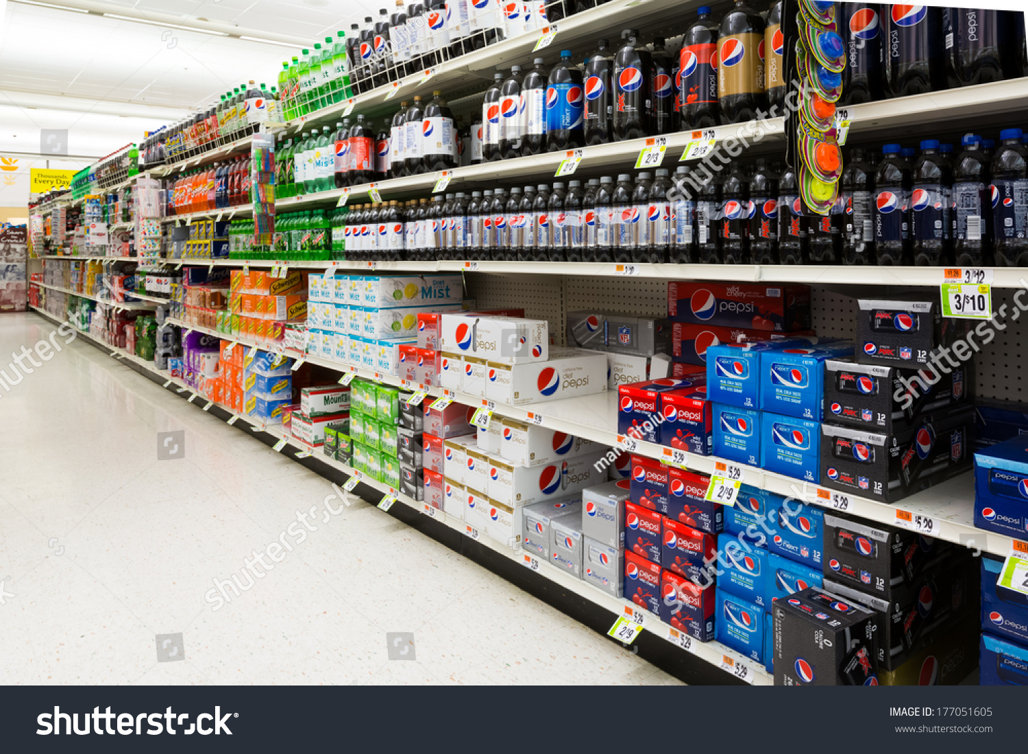 Supermarkets In The United States