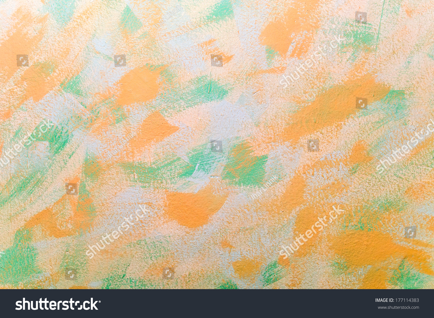 concrete wall painted in different colors   EZ Canvas