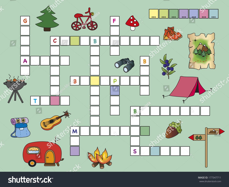 http://image.shutterstock.com/z/stock-photo-game-for-children-crossword-with-illustrations-177347711.jpg