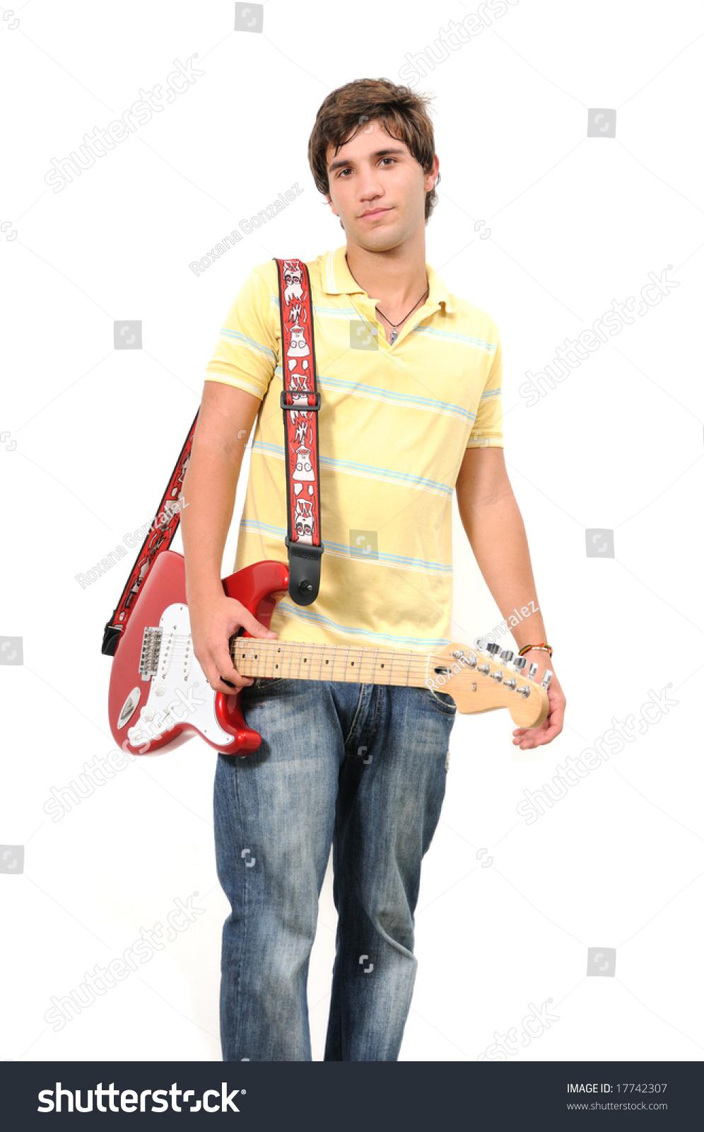 Fresh Teen Posing Portrait Of 9