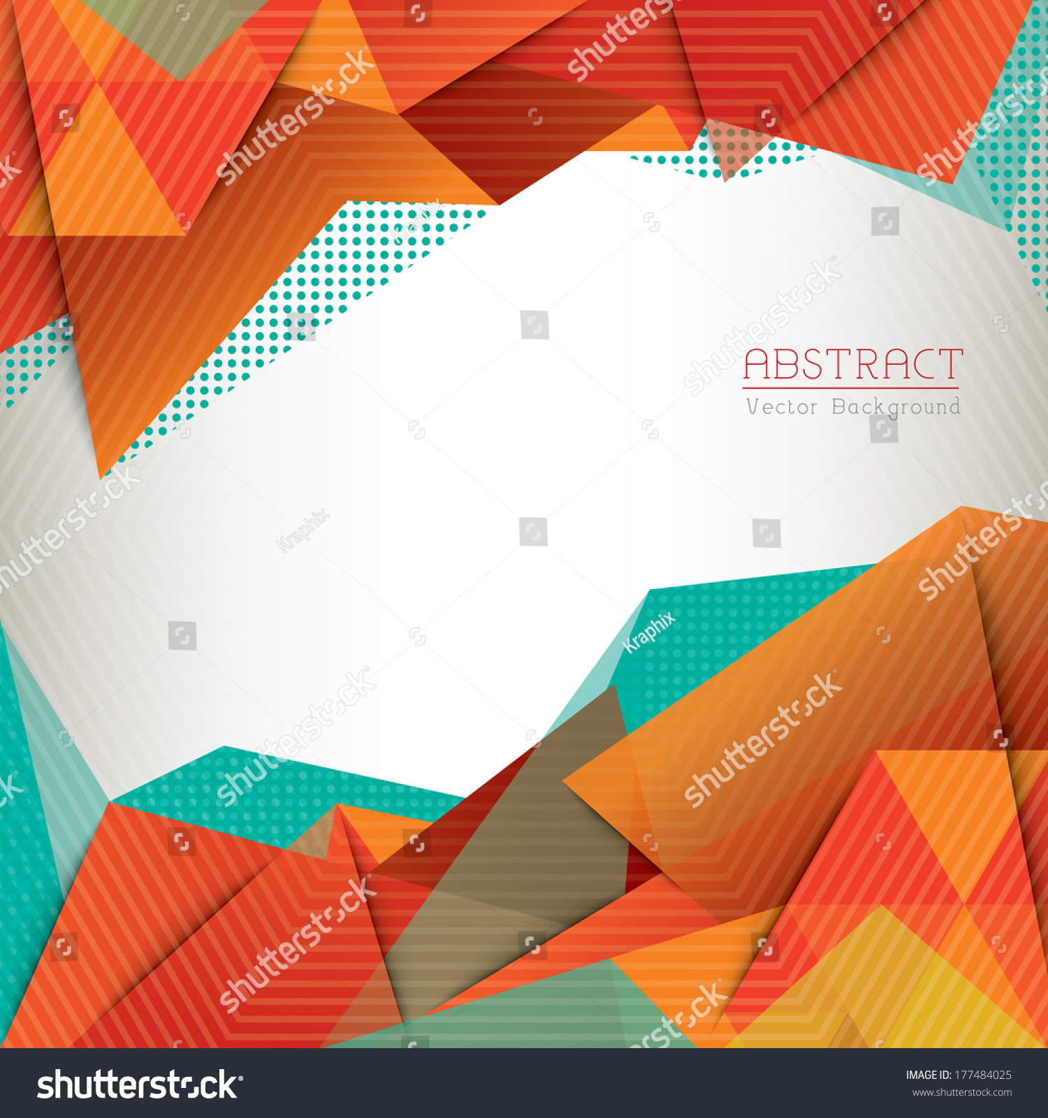 Abstract Book Cover Background : Abstract triangle shape background layout for web design