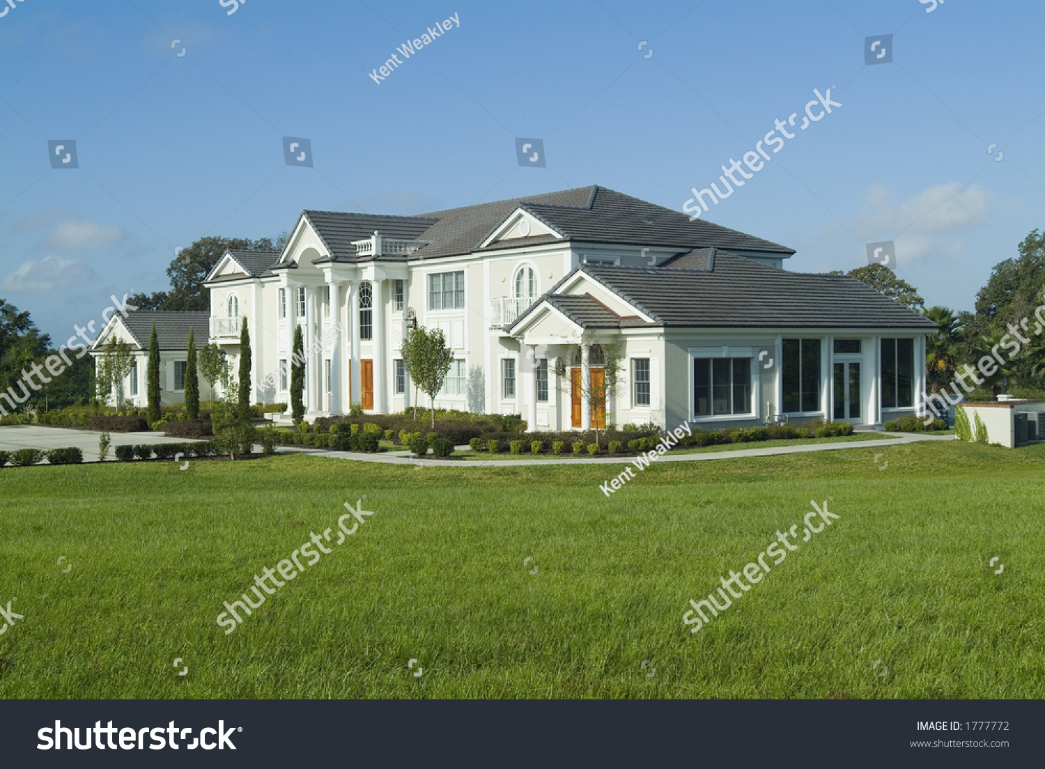 Huge beautiful house the image kid has it for Beautiful homes in america