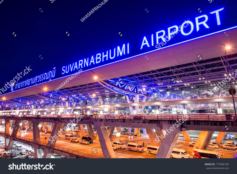 Bangkok Thailand Airport