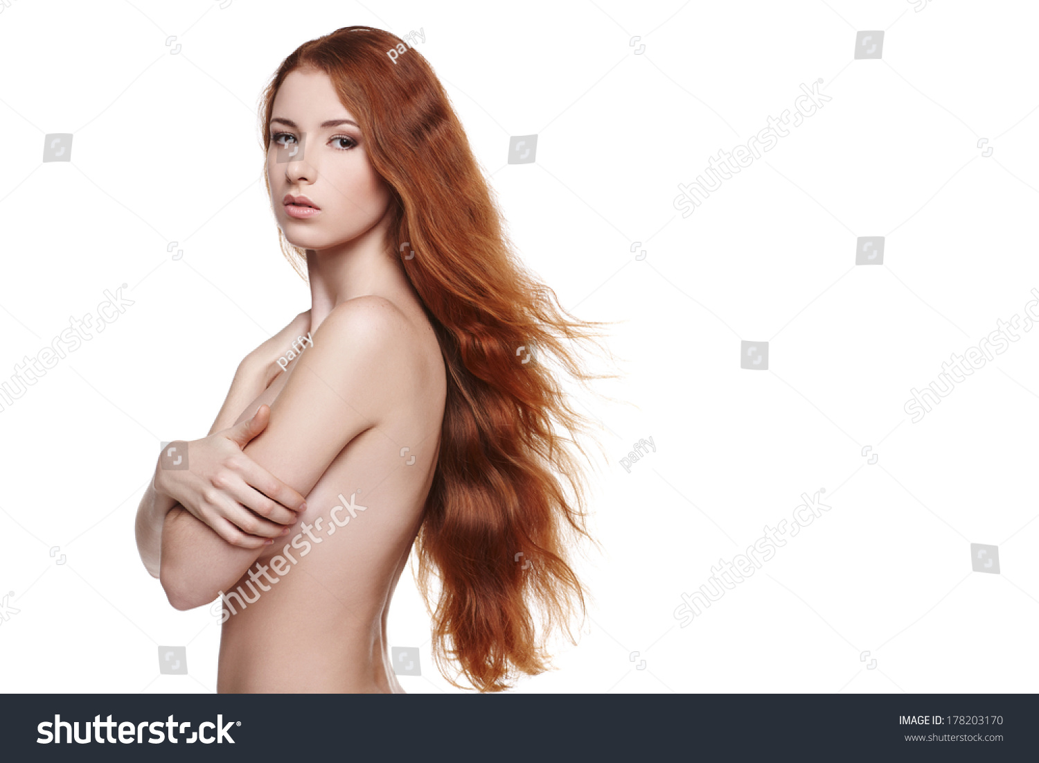 Naked Red Headed Women 5