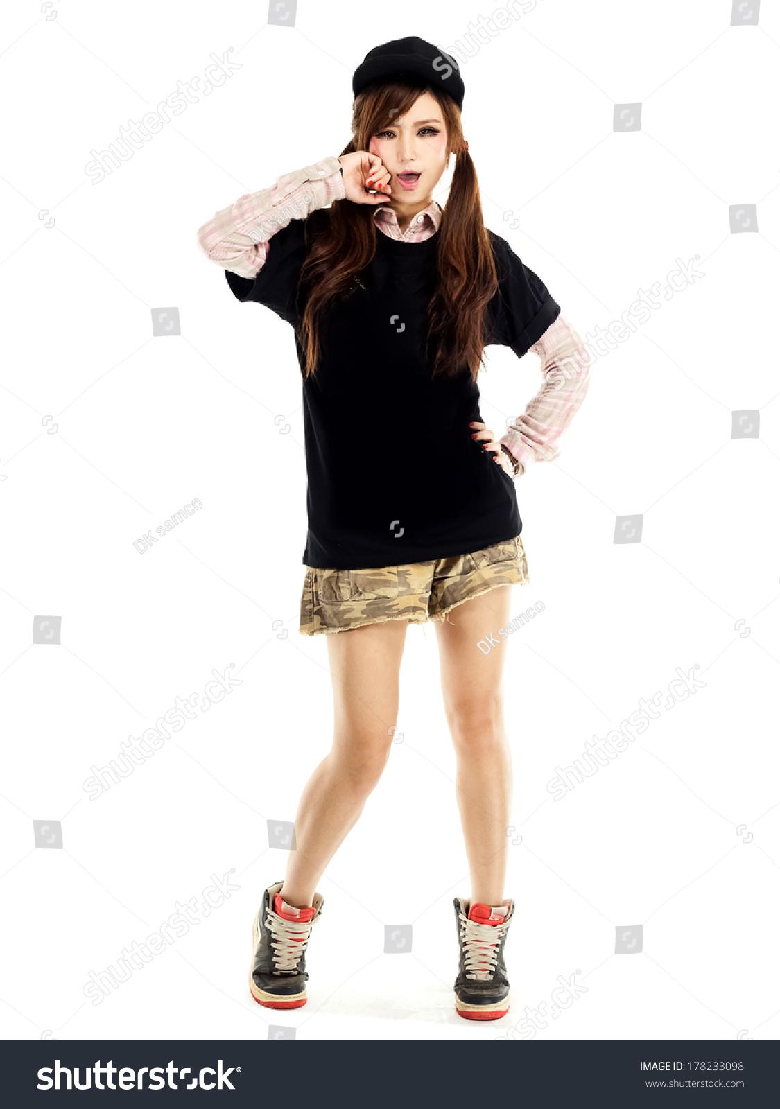 Asian Hip Hop Style 85