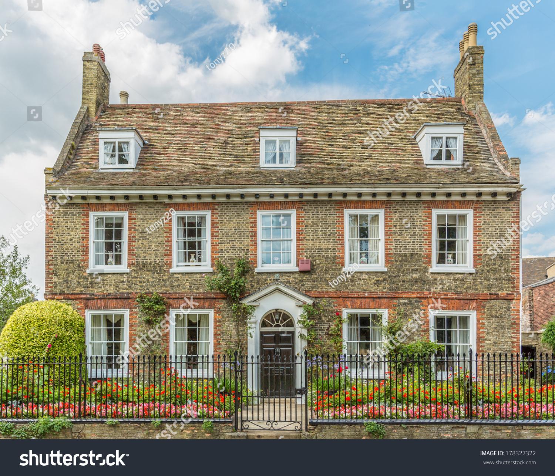 Classic british house