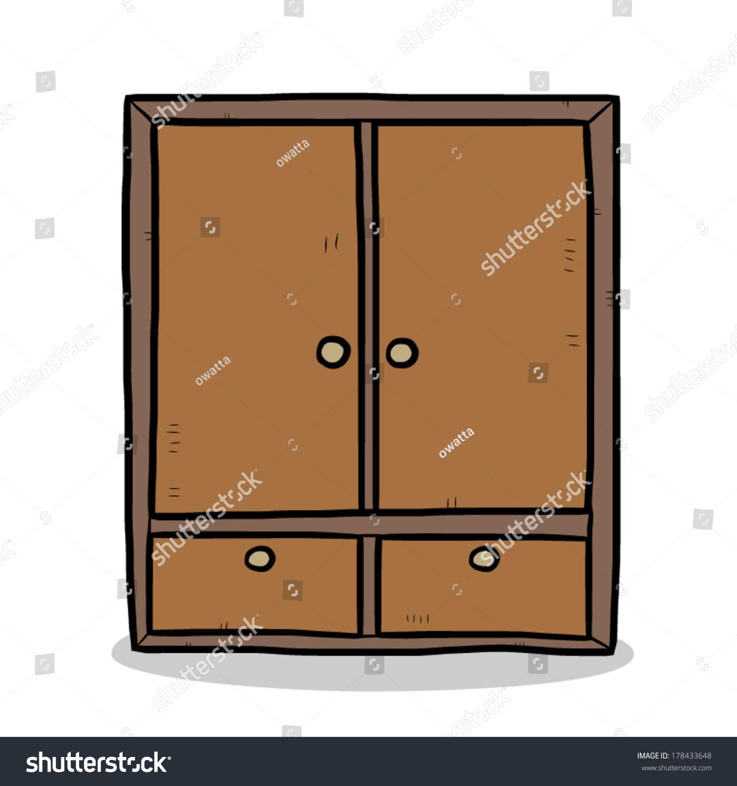 Empty Kitchen Cupboard: Old Kitchen Cupboard. Kitchen Cabinets Cupboards Drawers