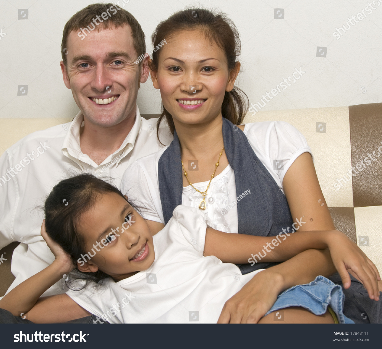 Interacial Best young interacial family child stock photo 17848111 - shutterstock
