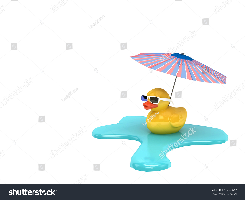 stock-photo-rubber-duck-wavering-sunglas