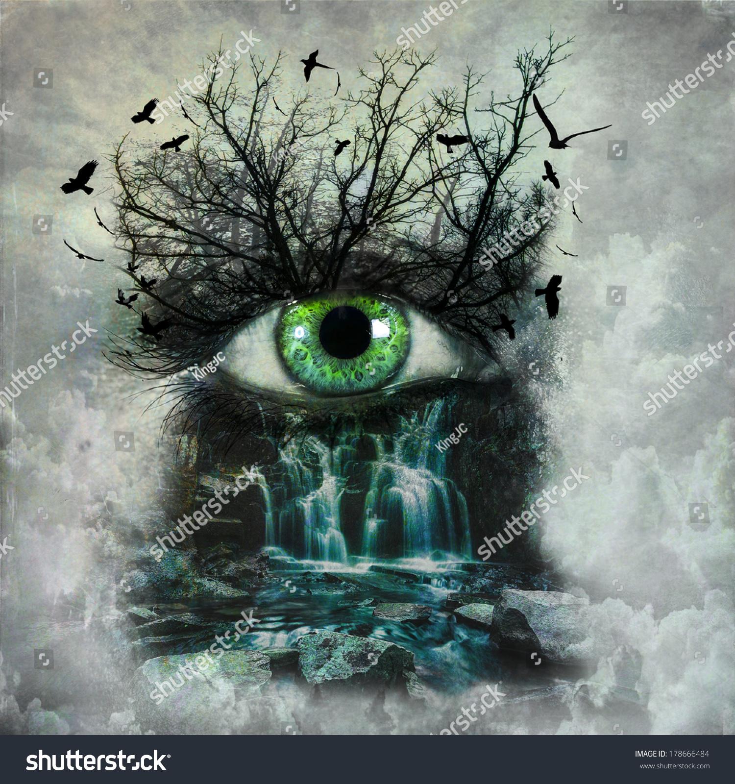 Картинки лицо природы