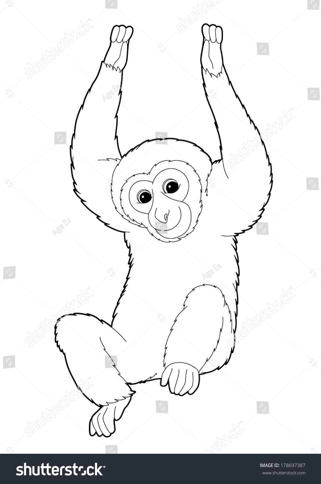 Lemur Coloring Page Interesting Is Your Child A Great Fan