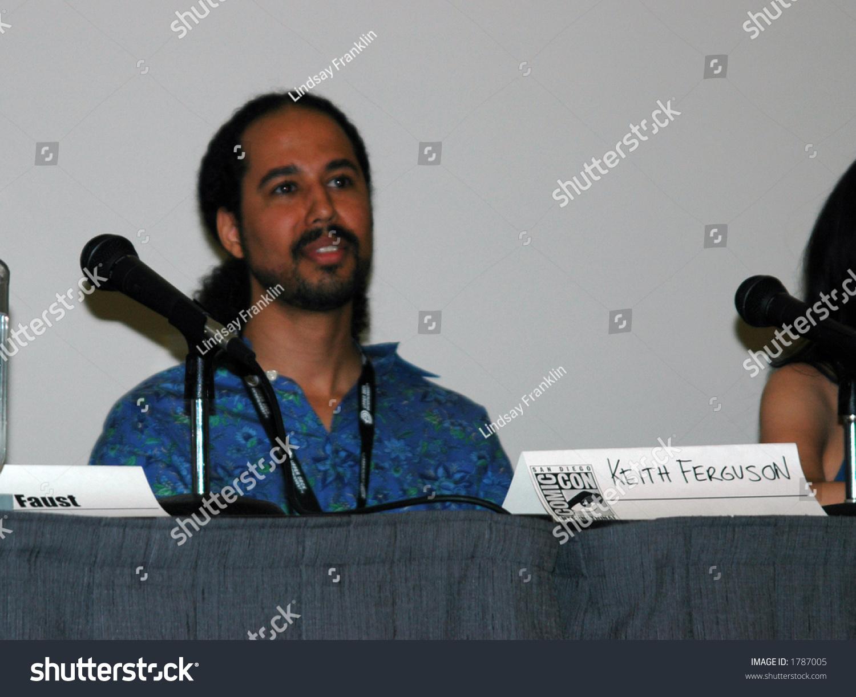 keith ferguson voice actor
