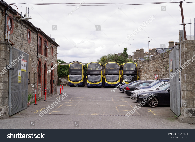 stock-photo-bray-co-wicklow-ireland-july