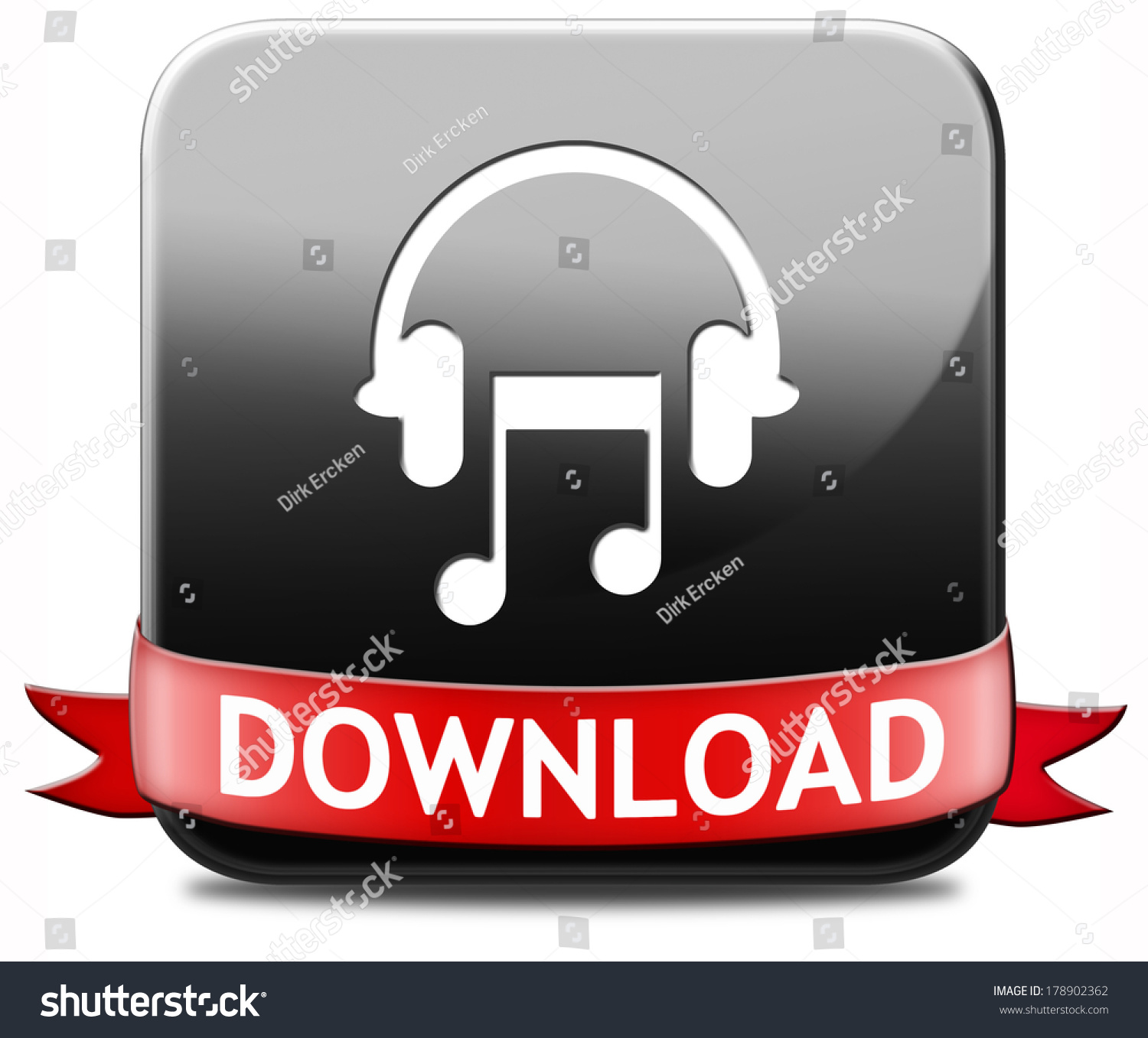 Where can you listen to songs before downloading?
