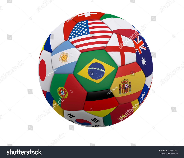 England Soccer Ball so...