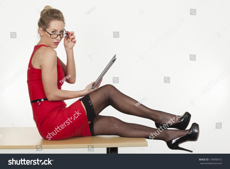 Secretary Stockings