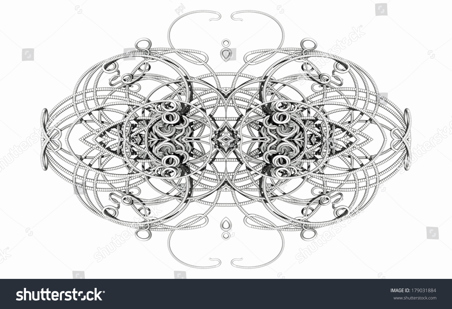 pattern fractal stock illustration 179031884 shutterstock