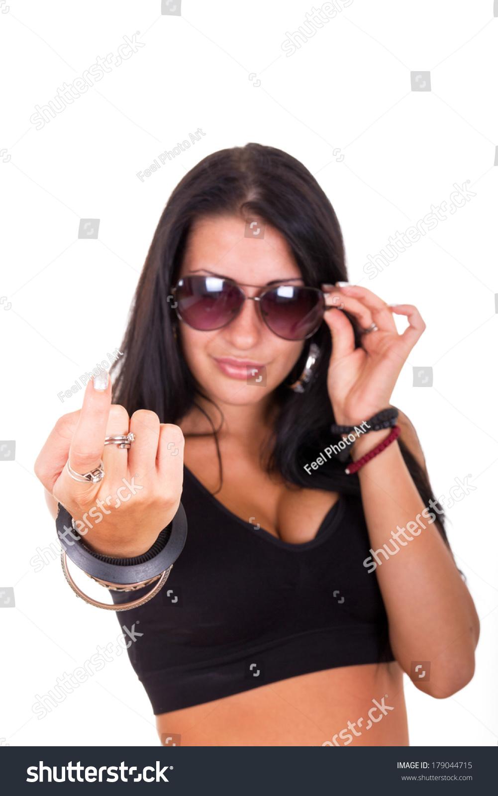 Фото девушек манящих пальцем