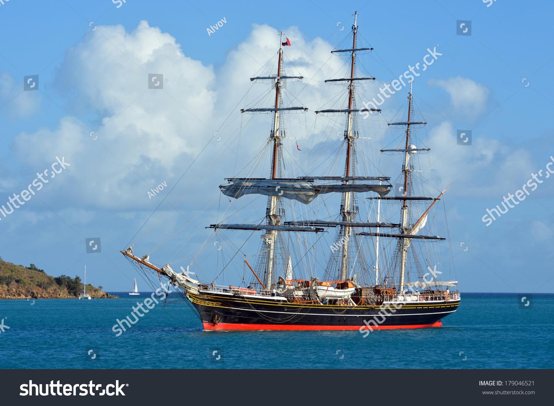 old sailing ship ez canvas