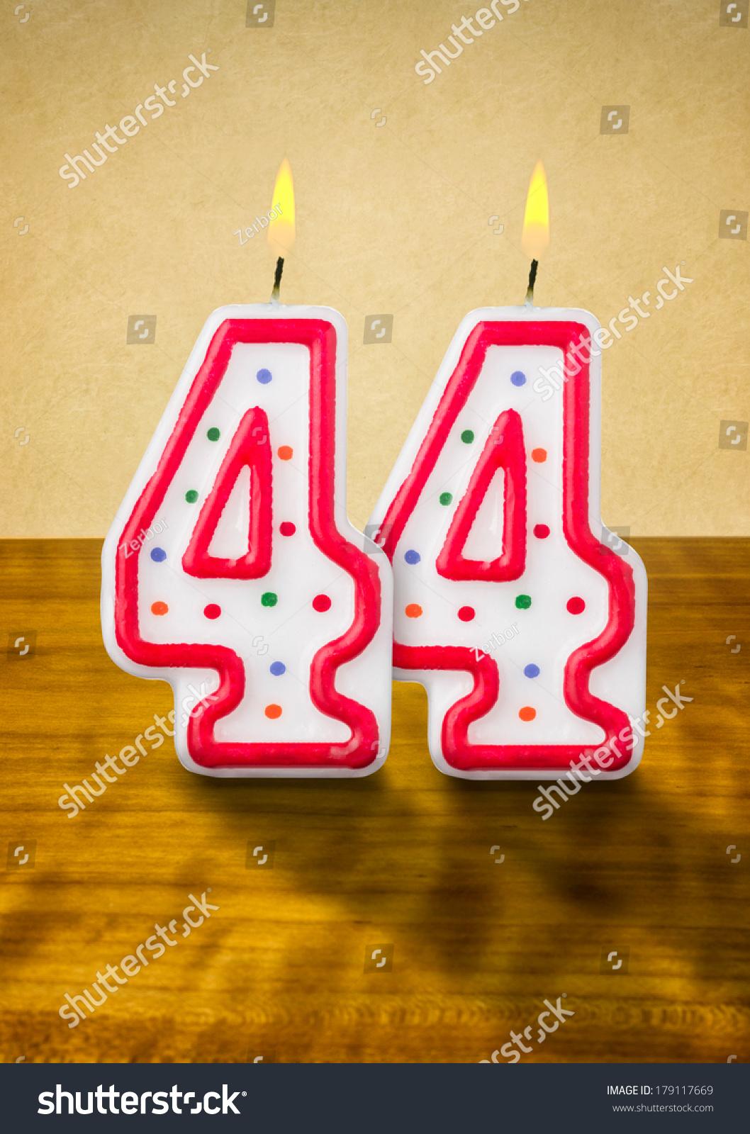 Поздравления с 44 летием для женщины
