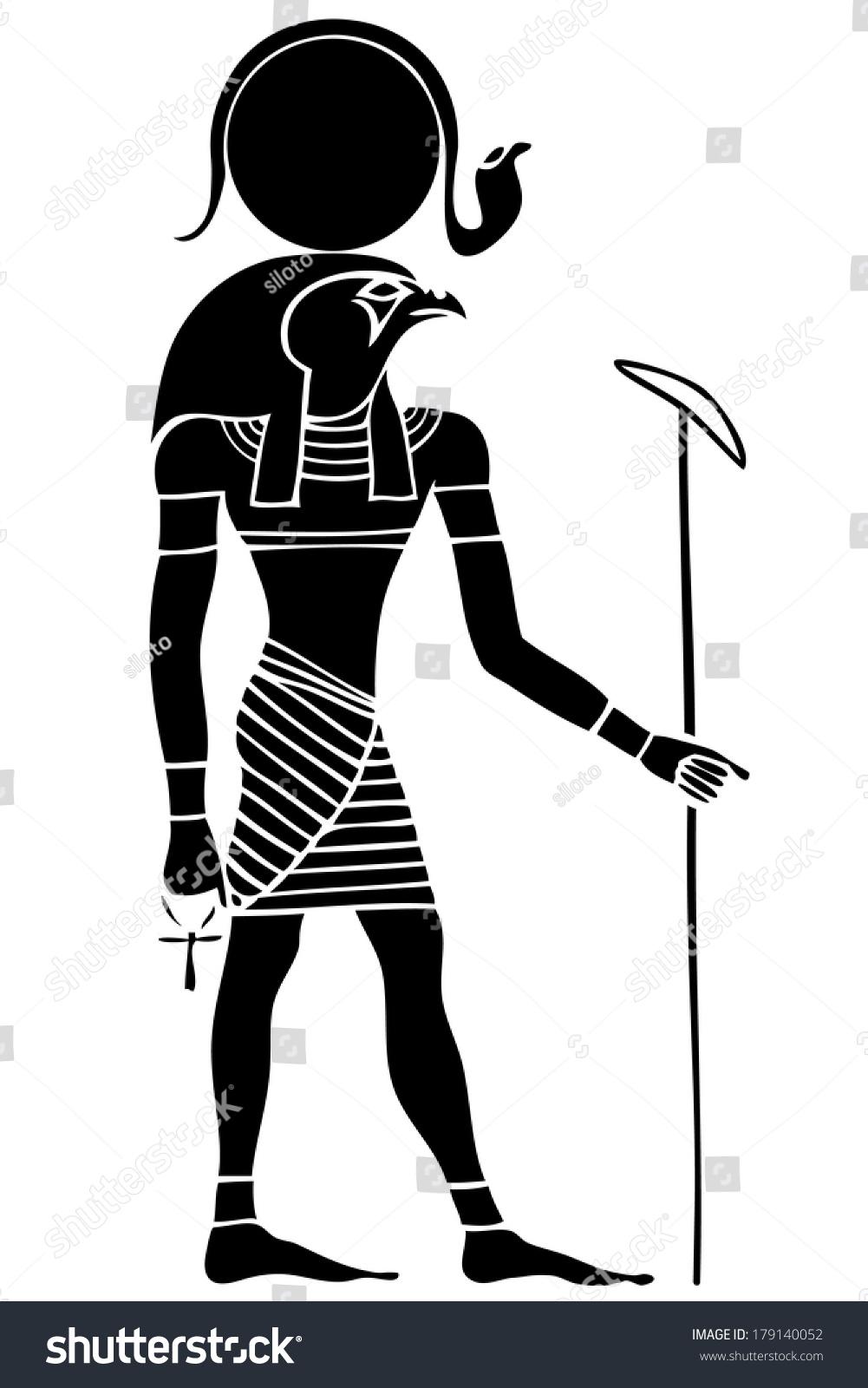 Ra god sun god ancient egypt stock vector 179140052 shutterstock ra god of the sun god of ancient egypt buycottarizona