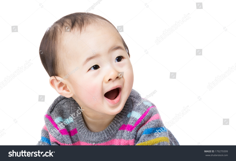 asian baby boy screaming stock photo royalty free 179279399