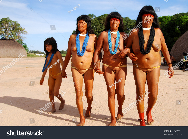 naked tribe