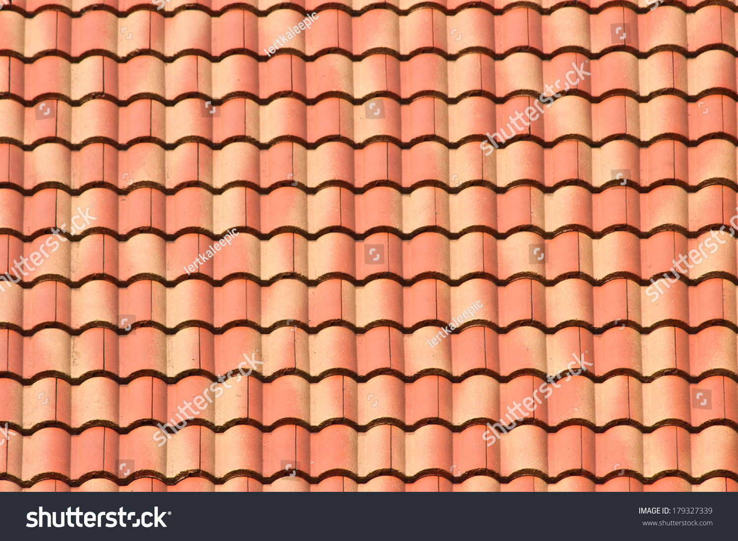 Ceramic tile roof texture background stock photo 179327339 ceramic tile roof texture background dailygadgetfo Images
